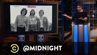 Diva Demands from Donald Trump's Inauguration Performers - @midnight with Chris Hardwick - COMEDYCENTRAL