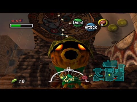 The Legend of Zelda Majora s Mask Episode 2
