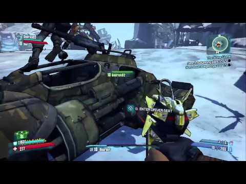 For Realsies This Time Borderlands 2 part 10 Boner Farts
