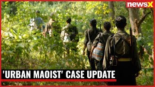 'Urban maoist' case update: 3 judge bench of the SC to resume hearing in case - NEWSXLIVE