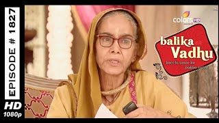 Balika Vadhu : Episode 1819 - 25th February 2015