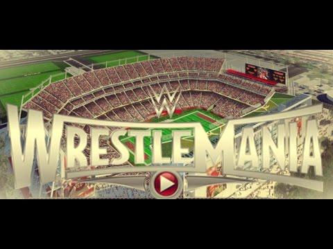 BACKSTAGE WWE WrestleMania 31 News On John Cena Rusev Sheamus & WM 31 Ladder Match