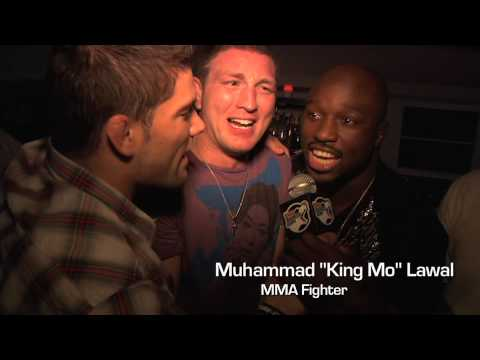 Why MMA Fighters Never Get an Open Bar: Mayhem Miller, King Mo Lawal & Josh Thomson