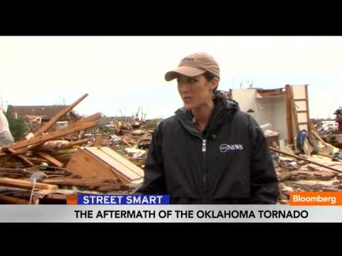 Oklahoma Tornado Recovery: Searching Block by Block
