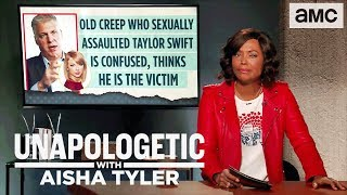 'Is It Hard to Be a Man?' Highlights Ep. 107 | Unapologetic with Aisha Tyler - AMC