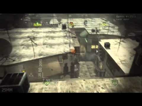 MW3 - Rap - Sinumatic & JiveTurkey600 - it'z Entertainment