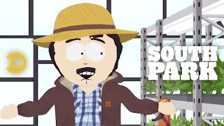 Randy Becomes a Weed Farmer - South Park - COMEDYCENTRAL