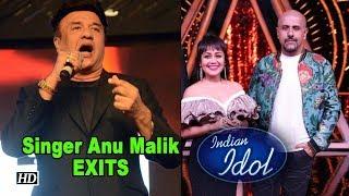 Singer Anu Malik exits 'INDIAN IDOL' - IANSINDIA