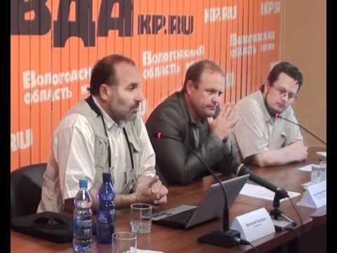 Валерий Балаян в Вологде. Часть 1