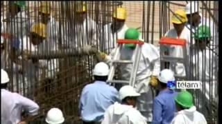 Construyen el primer reactor de potencia 100% argentino