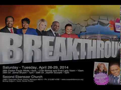 Get Ready For Your Breakthrough! At Breakthrough 2014