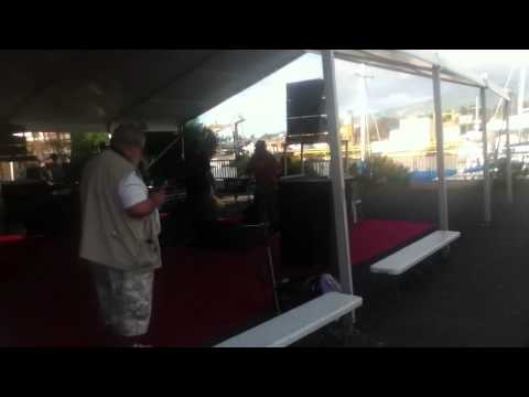 Musique réunionnaise au Port Ouest Réunion