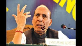 Rajnath Singh convened high level meeting regarding Pulwama security breach - NEWSXLIVE