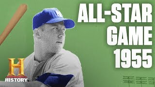 1955 MLB All-Star Game in HD | Flashback | History - HISTORYCHANNEL