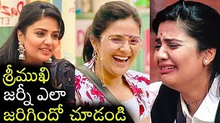 Srimukhi Bigg Boss 3 Journey Video | Biggboss 3 Runner | Rahul Vs Srimukhi - RAJSHRITELUGU