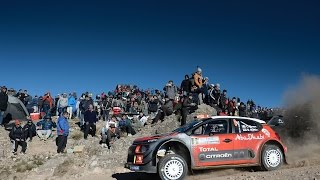 2017 Rally Argentina highlights by Citroën Racing