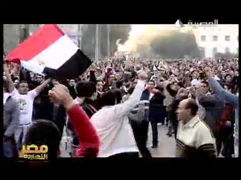 اغنية انغام - يناير تحية لشهداء ثورة مصر 2011