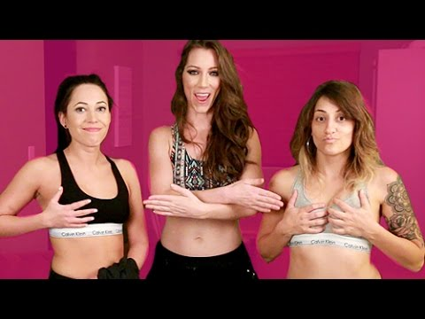 WATCH These Women Embrace Their Small Boobs!