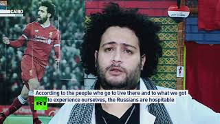 World Cup fans: Egypt - RUSSIATODAY