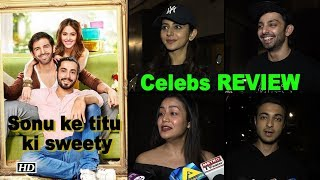 "Celebs REVIEW of ""Sonu ke titu ki sweety"" - IANSLIVE"