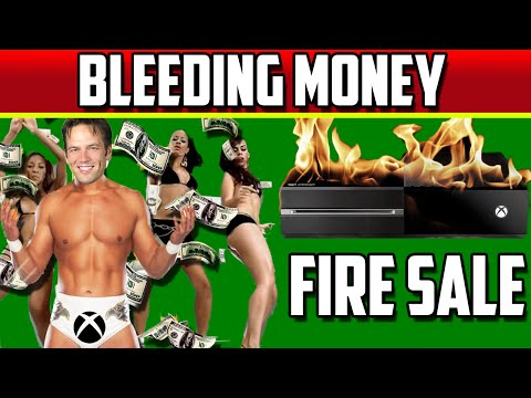 Desperate M$ Bleeding Money on Xbox One