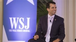 Trump Jr. Addresses Manafort, Lewandowski Feud - WSJDIGITALNETWORK