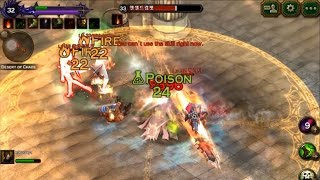 Angel Stone PvP level 30-34 Gameplay IOS / Android