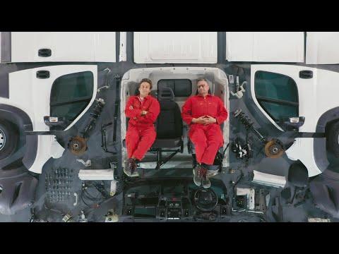 Autoperiskop.cz  – Výjimečný pohled na auta - NOVÝ CITROËN Ë-JUMPER:  AŽ 17 M3 NÁKLADOVÉHO PROSTORU VE 100% ELEKTRICKÉM REŽIMU