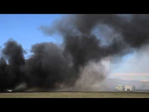 RAW VIDEO: Structure Fire at North Park Road