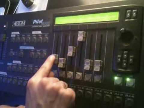 TUTORIAL - How to create/edit Program on SGM Pilot 2000