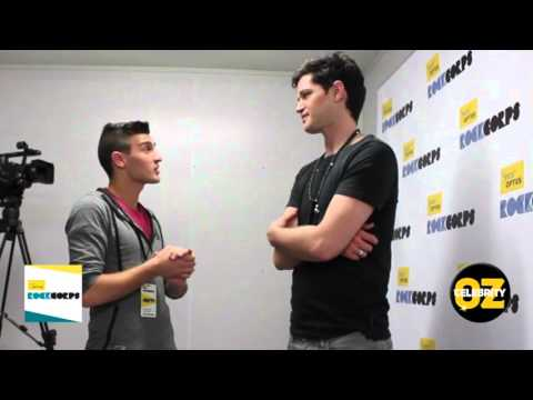 Optus RockCorps Exclusive Interview With The Script's Danny O'Donoghue