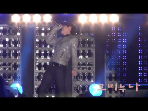 [Fancam] 111002 BEAST  Yoseob - Soom ( I don't no~)  @ M Power Concert