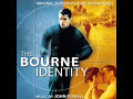 The Bourne Identity -  Taxi Ride (Ost)