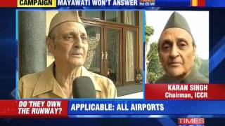 I have this physical disability of a stiff hip for 60 years: Dr Karan Singh - TIMESNOWONLINE