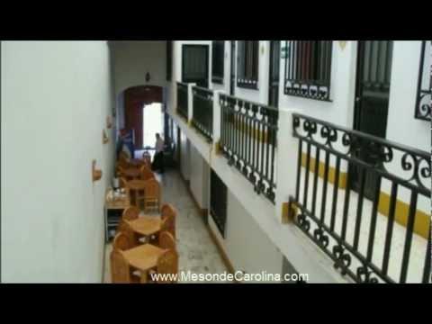 Hoteles en el Centro de Queretaro- Hoteles Economicos en Queretaro- Meson de Carolina