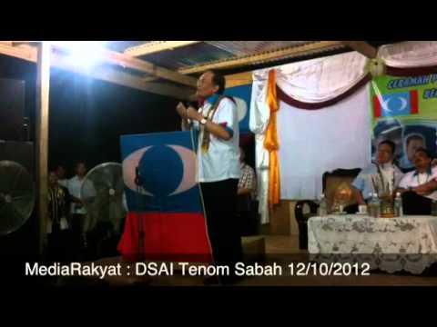 (Newsflash) Anwar Ibrahim: Kekuatan Rakyat, Kebangkitan Rakyat Boleh Buat Perubahan