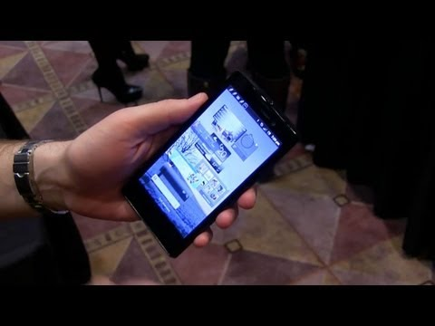 Sony Xperia Ion Hands On -fZBW0QqSIZs