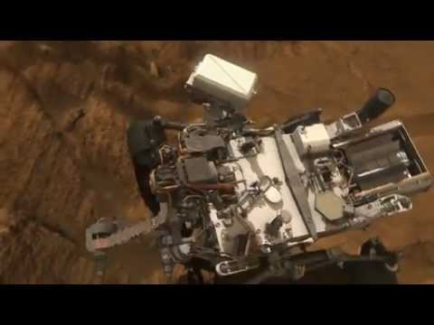 Mars Science Laboratory - Curiosity - Llegada a Marte
