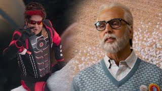 2.0 Back To Back Dialogue Promos | Rajinikanth | Akshay Kumar | Amy Jackson | #2Point0 | TFPC - TFPC