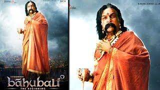Baahubali: Nassar As Bijjaladeva |  Prabhas and Anushka Shetty - LEHRENTELUGU