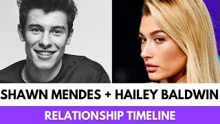 Shawn Mendes + Hailey Baldwin A Couple?! - HOLLYWIRETV