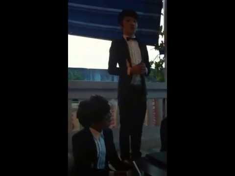Kenbi Hoài Nam - HKTM phát biểu