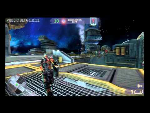 Starhawk (PS3) Team Deathmatch Gameplay