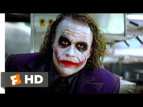 The Dark Knight (1/9) Movie CLIP - Kill the Batman (2008) HD