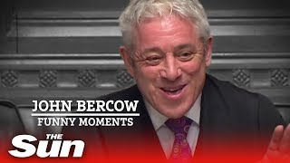 6 times John Bercow left the House in stitches - THESUNNEWSPAPER
