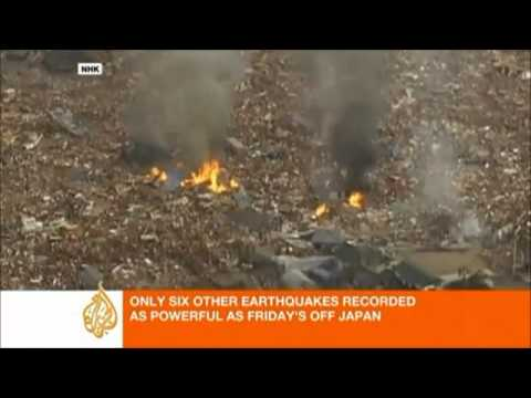 """Pray for Japan"" Original Song Japan Earthquake Tsunami 2011"