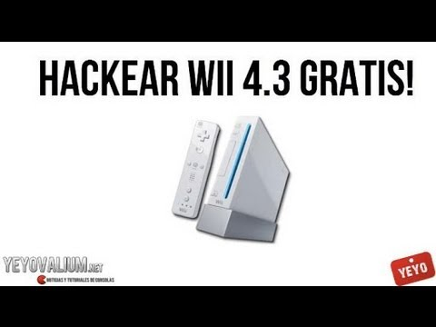 WII - Hackear Wii  con version 4.3 (Instalar Homebrew Channel)