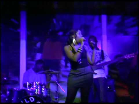 Ashley williams live at bam bou