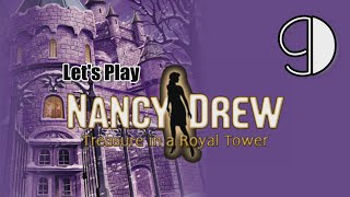 Nancy Drew 4: Treasure in the Royal Tower [09] w/YourGibs - COLLECT RED MEDALLION - GREEN MEDALLION