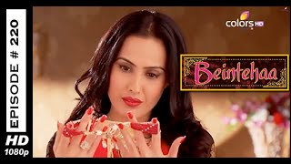 Beintehaa : Episode 221 - 30th October 2014